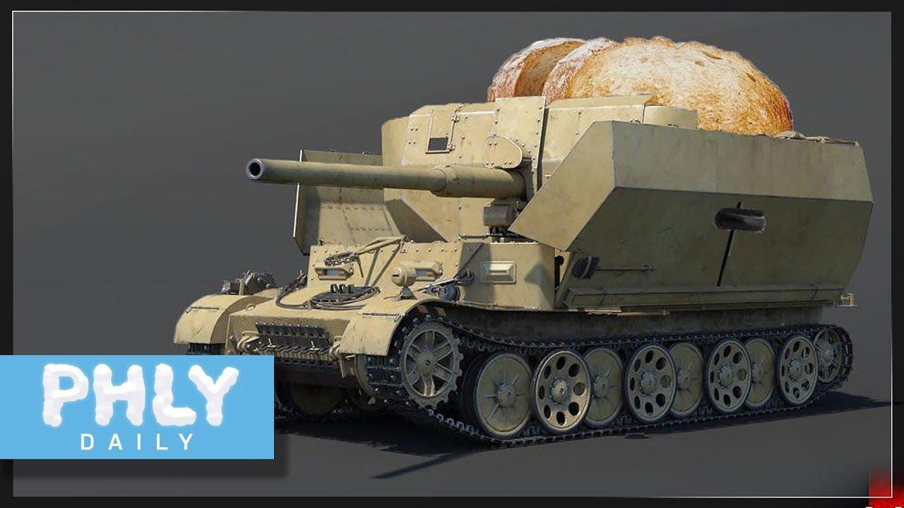 FLAK TOASTER | VFW Tank Destroyer (War Thunder Tanks)
