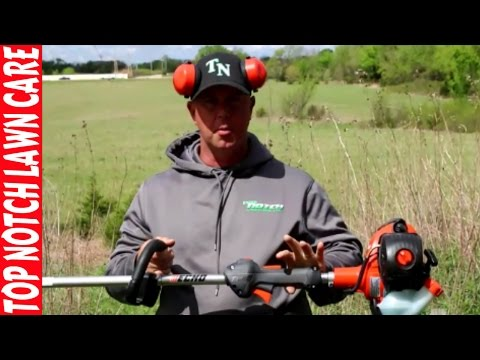 ECHO SRM 266T String Trimmer Review