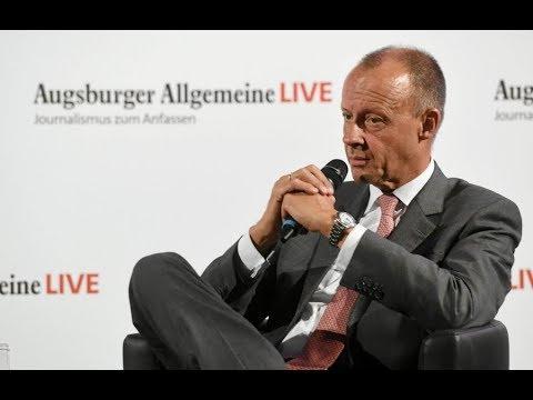 Friedrich Merz über
