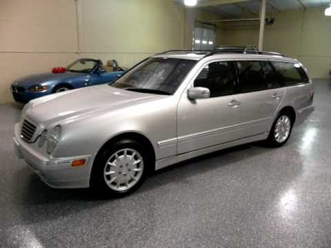 2000 mercedes benz e320 4dr wagon 3 2l 1987 youtube for 2000 mercedes benz e320 wagon