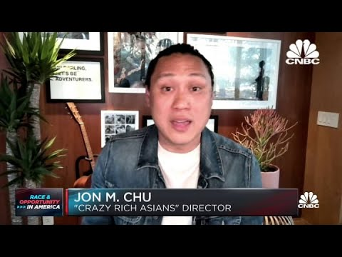 'Crazy Rich Asians' director Jon Chu on Asian representation in Hollywood