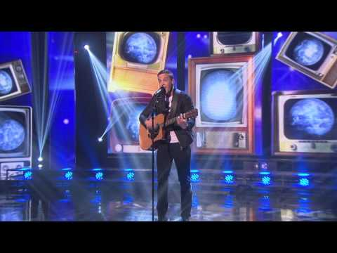 The Voice of Ireland Series 3 Ep 12  Peter Whitford Live  2