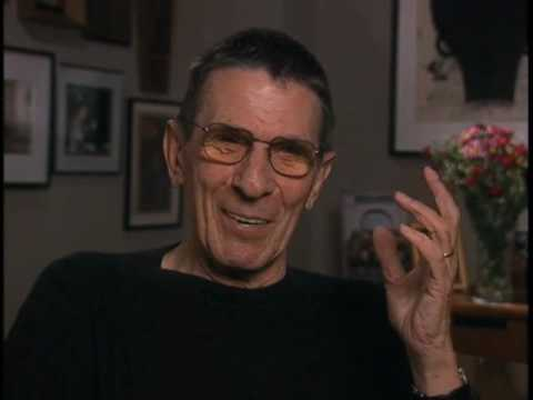 Leonard Nimoy on his first leading film role - EMMYTVLEGENDS.ORG