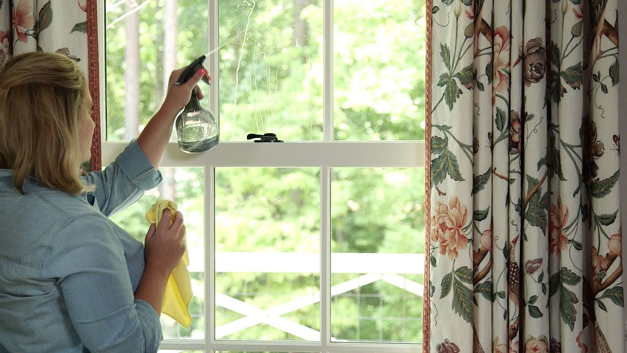 The Best Way To Clean Windows | Southern Living