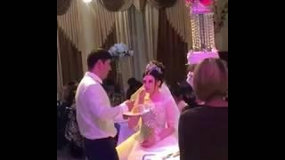 Армянская свадьба 2017 / Жених и невеста разрезают свадебный торт / armenian wedding