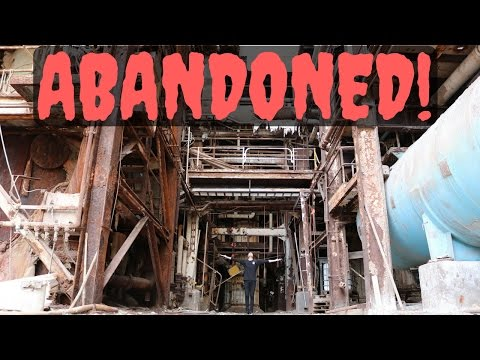 ABANDONED SODA FACTORY - Urban Exploring Adelaide, Australia.