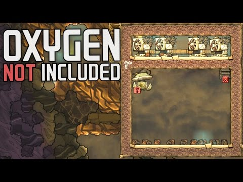 ONI - Pressurized Carbon Dioxide Storage! - Ep. 9 - Oxygen Not Included Alpha Gameplay