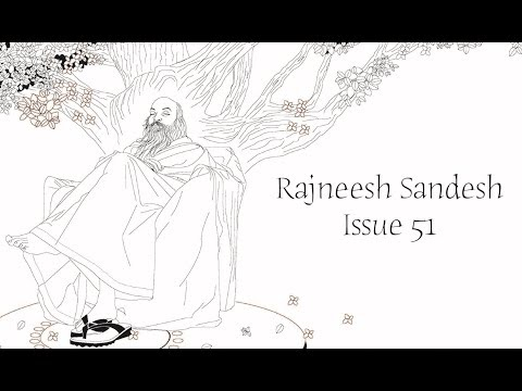 Rajneesh Sandesh Issue: 51
