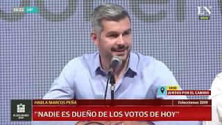 Marcos Peña dijo en conferencia: