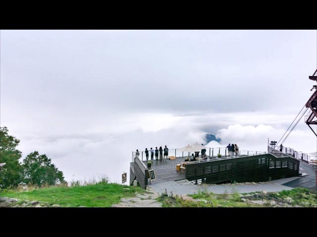 Yamanouchi Moments vol.04 : Sea of clouds SORA Terrace/Ryuoo Ski Park