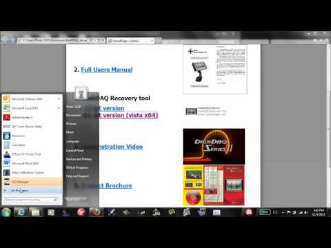 Infinity Firmware update - YouTube
