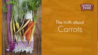 The truth about carrots - food images by StockFood