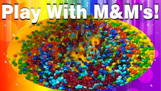 Learn Colors with M&M's!