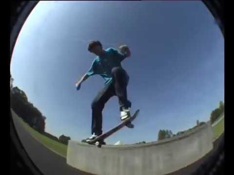 Vaanweide skateplaza Rotterdam opening