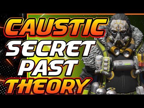 CAUSTIC DARK PAST: APEX LEGENDS THEORY