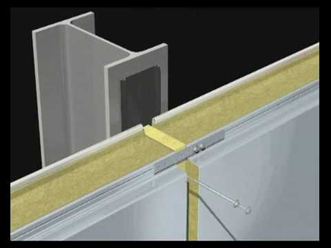 Wall Panel Assembly Brd New Materials Youtube