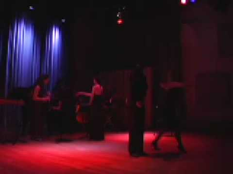 The Masochist's Tango Composed by Whitney George & Choreographed by Julia Romanskaya