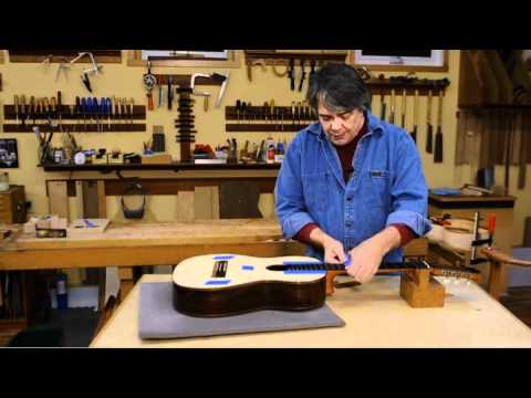 guitar repair buzz off fret leveling kit youtube. Black Bedroom Furniture Sets. Home Design Ideas