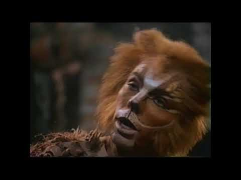 Carmine - 'Cats' PSA About Car Safety From 1984