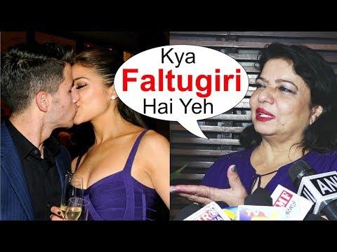 Priyanka Chopra Mother ANGRY Reaction To Priyanka Chopra Marriage With Nick Jonas