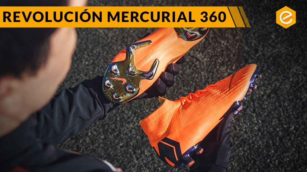 best website 90608 36775 Nike Mercurial 360 - Fast by nature - Football store Fútbol ...