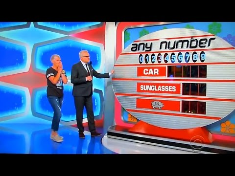 The Price is Right - Any Number - 4/24/2017
