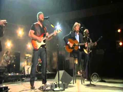 Zac Brown Band - Colder Weather -- Live at the 46th ACM Awards 2011