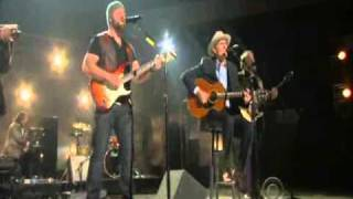 Zac Brown Band - Colder Weather -- Live at the 46th ACM Awards 2011 Mp3