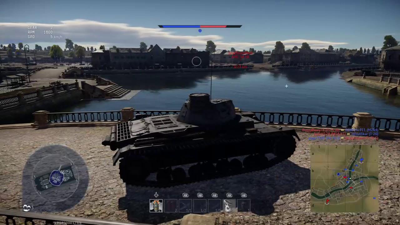 War Thunder—Contest gameplay #10, Eastern Europe Panzerkampfagen III B Assault (no commentary ...