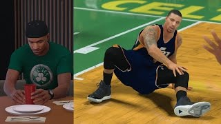 NBA 2K17 PS4 My Career - Another One Leaning!