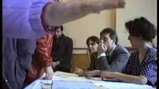 Volby do akademického senátu VŠST Liberec (1990) - videomagazin