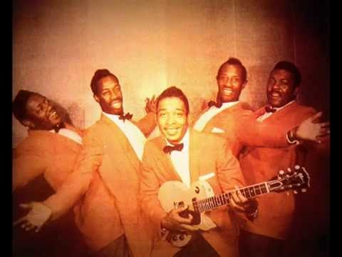 THE ''5'' ROYALES - ''DEDICATED TO THE ONE I LOVE''  (1957)