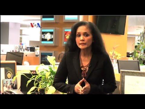 Keprihatinan Michelle Obama Untuk Nigeria - Liputan Berita VOA 12 Mei 2014