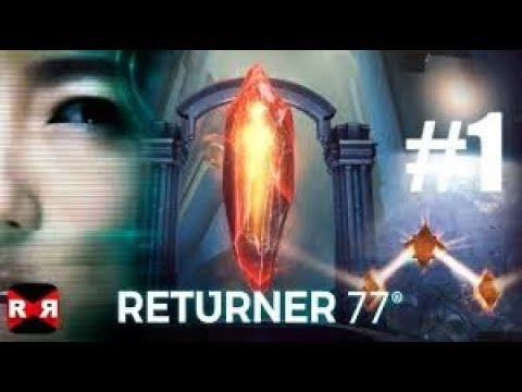 Returner 77 - The Hall - iOS / Android Walkthrough Gameplay