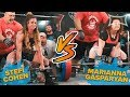 2 STRONGEST WOMEN IN THE WORLD FACE OFF @ U.S. Powerlifting Championship | COHEN vs. GASPARYAN