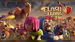 clash of clans|eps 1|mencari loot