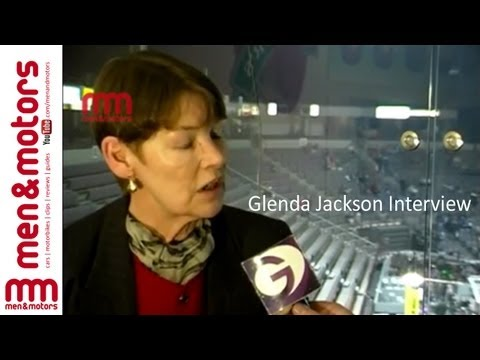 Labour Party's Glenda Jackson Interview