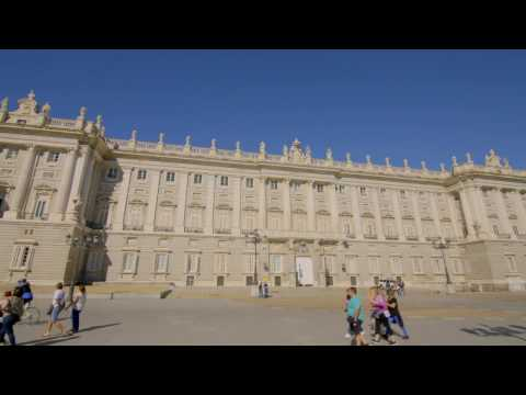 Madrid's Royal Palace - S1 E5 clip | Spectacular Spain with Alex Polizzi | Channel 5