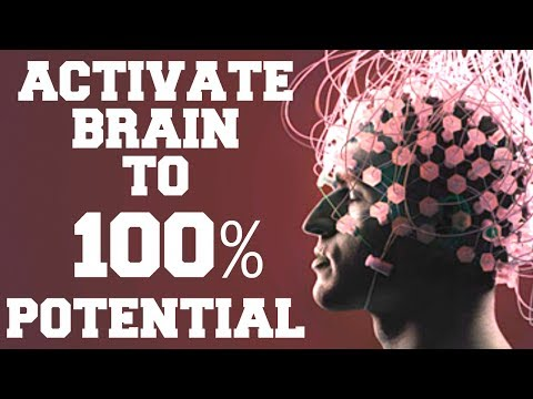 *WARNING*  ACTIVATE BRAIN TO 100% POTENTIAL WITH  SUBLIMINAL