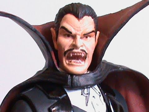 Marvel Legends Dracula (Monsters 4pack) Review