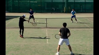 Doubles Highlights 7[tennis]
