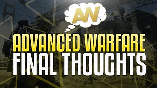 Advanced Warfare Final Thoughts
