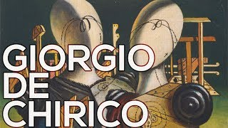 Giorgio de Chirico: A collection of 166 paintings (HD)