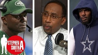 Stephen A. on Jets: Todd Bowles on hot seat, Dez Bryant signing? | Stephen A. Smith Show | ESPN
