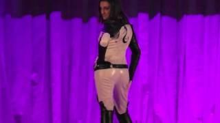 Unicorn 3 Мая ДК Октябрьской революции Одиночное дефиле - Miranda Lawson