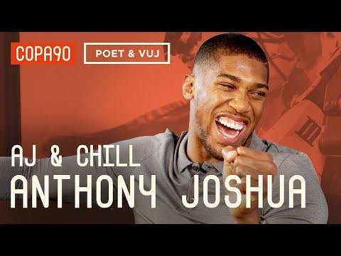 """""""I'd Fight Yaya Toure""""   Anthony Joshua and Chill ft. Poet and Vuj"""