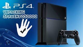 La nuova PS4 di Ascioung - UNPACKING SPAVENTOSOOOOO