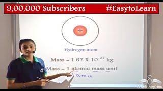Relative Atomic and Molecular Mass