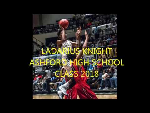 Highlights from Jr year 2016-2017 Ashford High School LaDarius Knight #15