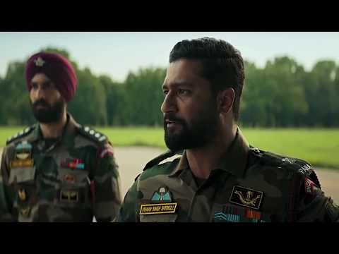 Manzar Hai Ye Naya - Uri - The Surgical Strike |उरी : द सर्जिकल स्ट्राइक